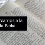 Cómo acercarnos a la lectura de la Biblia